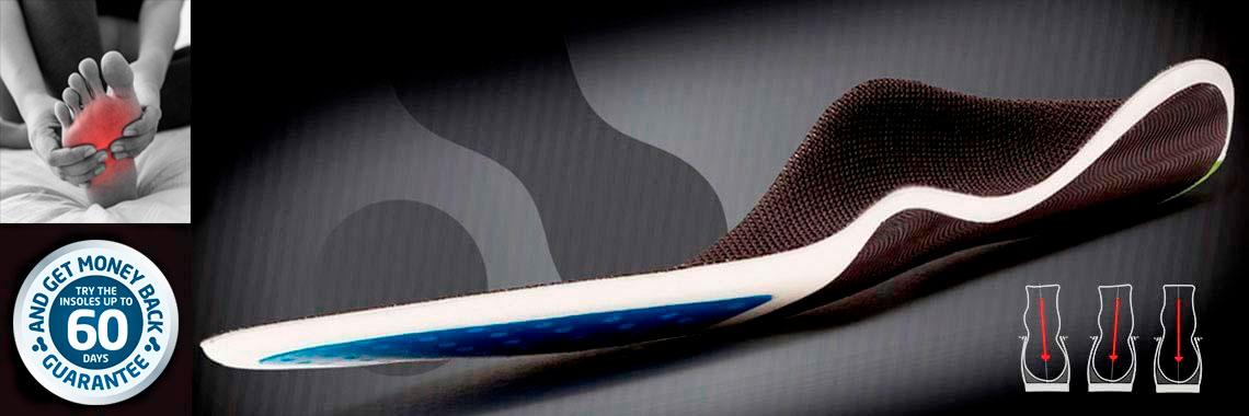 Sunken forefoot (pes planus transversus) - AlignFootwear co uk